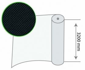 Агроволокно черное 50 UV, 3.2х100м, Agreen(Агрин) фото