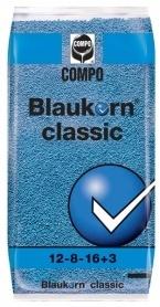 Комплексное минеральное универсальное удобрение Blaukorn (Блаукорн), 25кг, NPK 12.8.16+3+ТЕ, Compo (Компо) фото