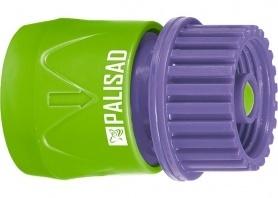 Соединитель пластмассовый быстросъемный, внутренняя резьба 3/4', Palisad, 661708 фото