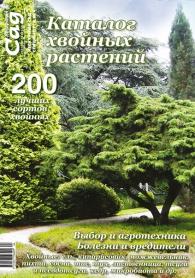Спецвыпуск журнала Нескучный сад, №4-2015, Каталог хвойных растений фото