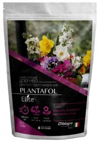 Комплексное минеральное удобрение для комнатных и уличных цветущих растений, Plantafol Elite (Плантафол Элит), 100г, NPK 10.54.10, Valagro (Валагро) фото
