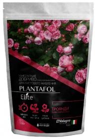 Комплексное минеральное удобрение для роз и цветущих растений, Plantafol Elite (Плантафол Элит), 100г, NPK 10.54.10, Valagro (Валагро) фото