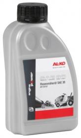 Масло SAE 30 для 4-тактных двигателей газонокосилок, 0.6л, AL-KO, 112888 фото