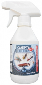 Инсектицидный препарат Смерть вредителям №2, 250мл фото
