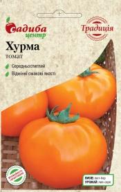 Семена томата Хурма, 0.1г, Украина, семена Садиба Центр Традиція фото