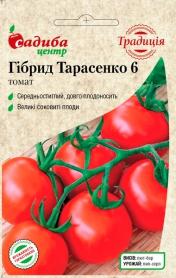 Семена томата Гибрид Тарасенко 6, 0.1г, Украина, семена Садиба Центр Традиція фото