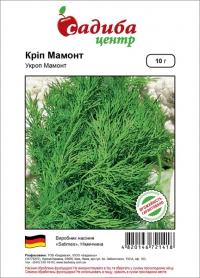 Семена укропа Мамонт, 10г, Satimex, Германия, семена Садиба Центр фото