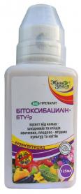 Биоинсектицид Битоксибациллин, 125мл фото