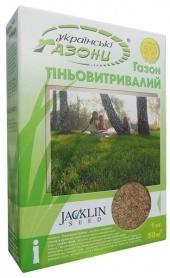 Газонная трава теневыносливая Jacklin Seeds (Жаклин Сидс), 1кг фото