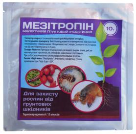 Биоинсектицид Мезитропин, 10г фото