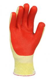 Перчатки латексные для работы со скользкими поверхностями, Doloni, 4565 фото