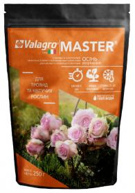 Комплексное минеральное удобрение для роз и цветущих Master (Мастер), 250г, NPK 3.11.38, Осень,  (Valagro) (Валагро) фото