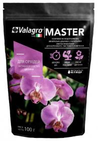 Комплексное минеральное удобрение для орхидей Master (Мастер), 100г, NPK 13.40.13, (Valagro) (Валагро) фото