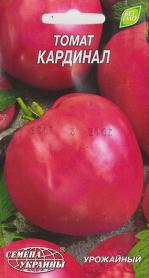 Семена томата Кардинал, 0.1г, Семена Украины, 634000 фото