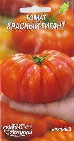 Семена томата Красный гигант, 0.1г, Семена Украины фото
