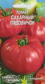 Семена томата Сахарный пудовичок, 0.1г, Семена Украины фото