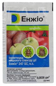 Инсектицид Энжио, 3.6мл, Syngenta (Сингента) фото