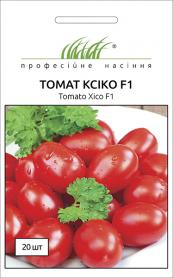 Семена томата Ксико F1, 20шт, Nong Woo Bio, Корея, Професійне насіння фото