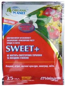 Биостимулятор окраски Sweet+ (Свит+), 25мл, Valagro (Валагро) фото