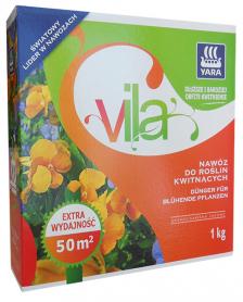 Комплексное минеральное удобрение для цветущих растений Yara Vila (Яра Вила), 1кг, NPK 11.14.20 фото