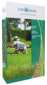 Газонная трава Классический газон Euro Grass, 1кг, Deutsche Saatveredelung (Германия) фото