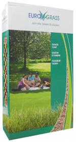 Газонная трава теневая Euro Grass, 1кг, Deutsche Saatveredelung (Германия) фото