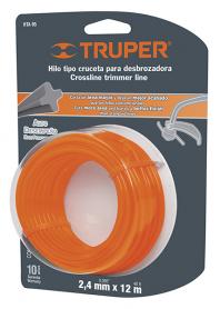 Струна для триммера круглая, Truper, НТА-95B фото