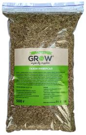 Газонная трава универсальная ТМ Grow (Дания) DLF Seeds & Science, 500г фото