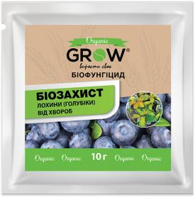 Биофунгицид для защиты голубики, 10г, ТМ Grow фото