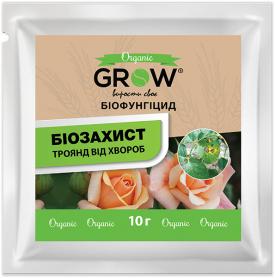 Биофунгицид для защиты роз, 10г, ТМ Grow фото