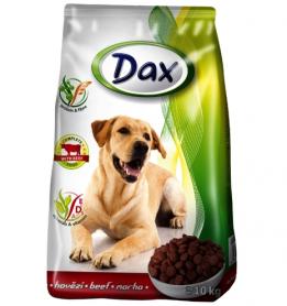 Сухой корм для собак Dax с говядиной, 10кг фото