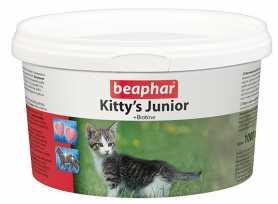 Лакомство для котят Beaphar Kitty's Junior, 1000табл. фото