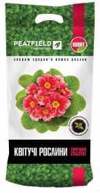 Субстрат для цветущих растений, 10л, Peatfield (Питфилд) фото