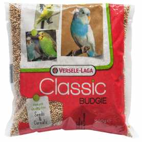 Корм для волнистых попугаев Versele-Laga Classic Budgie, 500г фото