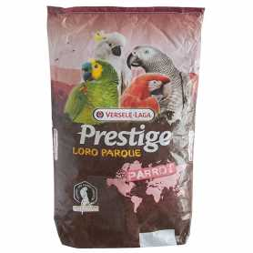 Корм для австралийских попугаев Versele-Laga Prestige Loro Parque Australian Parrot Mix, зерновая смесь, 15кг фото