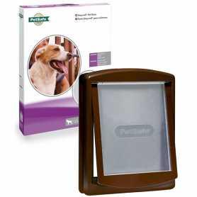 Дверцы для собак для крупных пород до 45кг PetSafe Staywell Original, коричневые, 45,6х38,6см фото