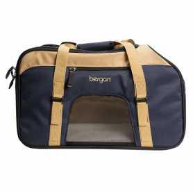 Сумка переноска для собак и кошек Bergan Top Loading Comfort Carrier, бежевый фото