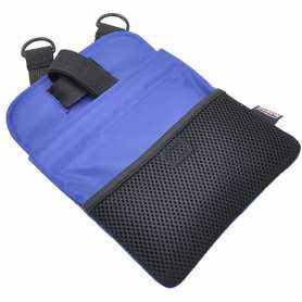 Сумка для лакомств при обучении и тренировки собак Coastal Multi-Function Treat Bag, синий, 17,5-22,5см фото