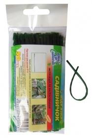 Подвязка для растений СД 11.5 см., 50 шт. фото