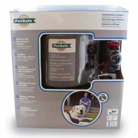 Забор для собак весом от 3,6кг PetSafe Wireless Containment System, беспроводной, электронный, от 1,5м до 27,5м, 5 уровней воздействия фото
