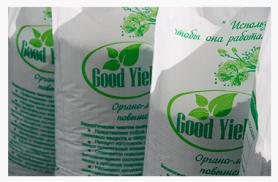 Органическое удобрение ферментированный компост ТМ GOOD YIELD (ТМ Гуд Елд), 40л фото