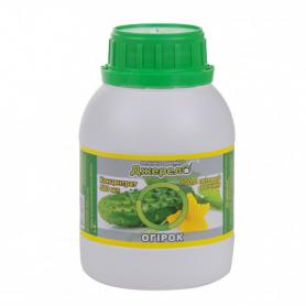 Органическое удобрение для огурцов, ТМ Джерело, 500мл фото