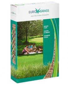 Газонная трава спортивная Euro Grass, 1кг, Deutsche Saatveredelung (Германия) фото
