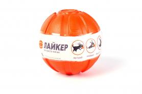 6294 Мячик Лайкер, диаметр 7 см фото