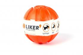 6295 Мячик ЛАЙКЕР9, диаметр 9 см фото