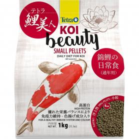242531 Tetra KOI Beauty Small 4L супер премиум корм для КОИ размером более 10 см фото