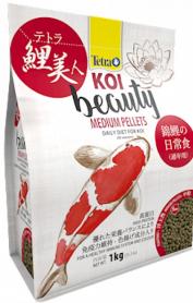 242555 Tetra KOI Beauty Medium 4L супер премиум корм для КОИ размером более 20 см фото