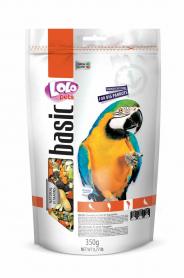 LO-70274'Lolopets'DOYPACK полнорационный корм для крупных попугаев 350гр.7шт/уп фото