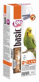 LO-72107'Lolopets'Smakers с мёдом для волнистых попугаев 90гр.10шт/уп фото