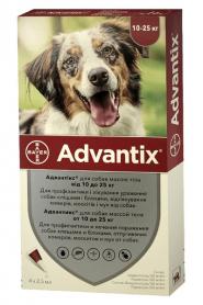 Адвантикс 10-25 кг фото